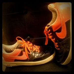 Mens Nike special edition Halloween air force 1